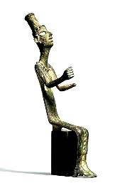 Canaanite goddess, 14-13th century BCE 2