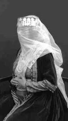 Veiled-Woman