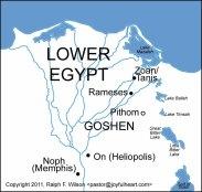 Goshen Rameses Pitom