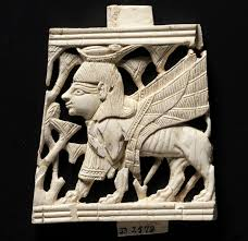 Ivory from Samaria, Israel, 9th-8th century BCE