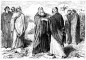 Yitro and Moses