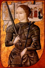 Joan of Arc 15th century CE