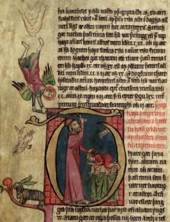 14th century Icelandic manuscript