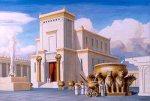 Solomon's Temple, artist's rendering
