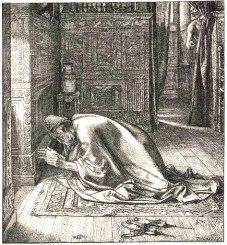 Daniel's Prayer, by E.J. Poynter