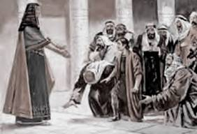 Joseph And Brothers In Egypt
