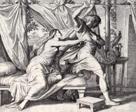 Joseph and Potiphar's Wife, by Schnorr von Carolsfeld