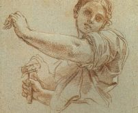 Study of Jael, by Carlo Maratta