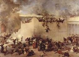 Destruction of Jerusalem in 587 B.C.E.