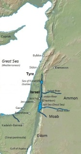 map 950 BCE
