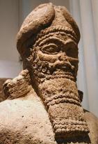 Nabu, from temple at Kalah