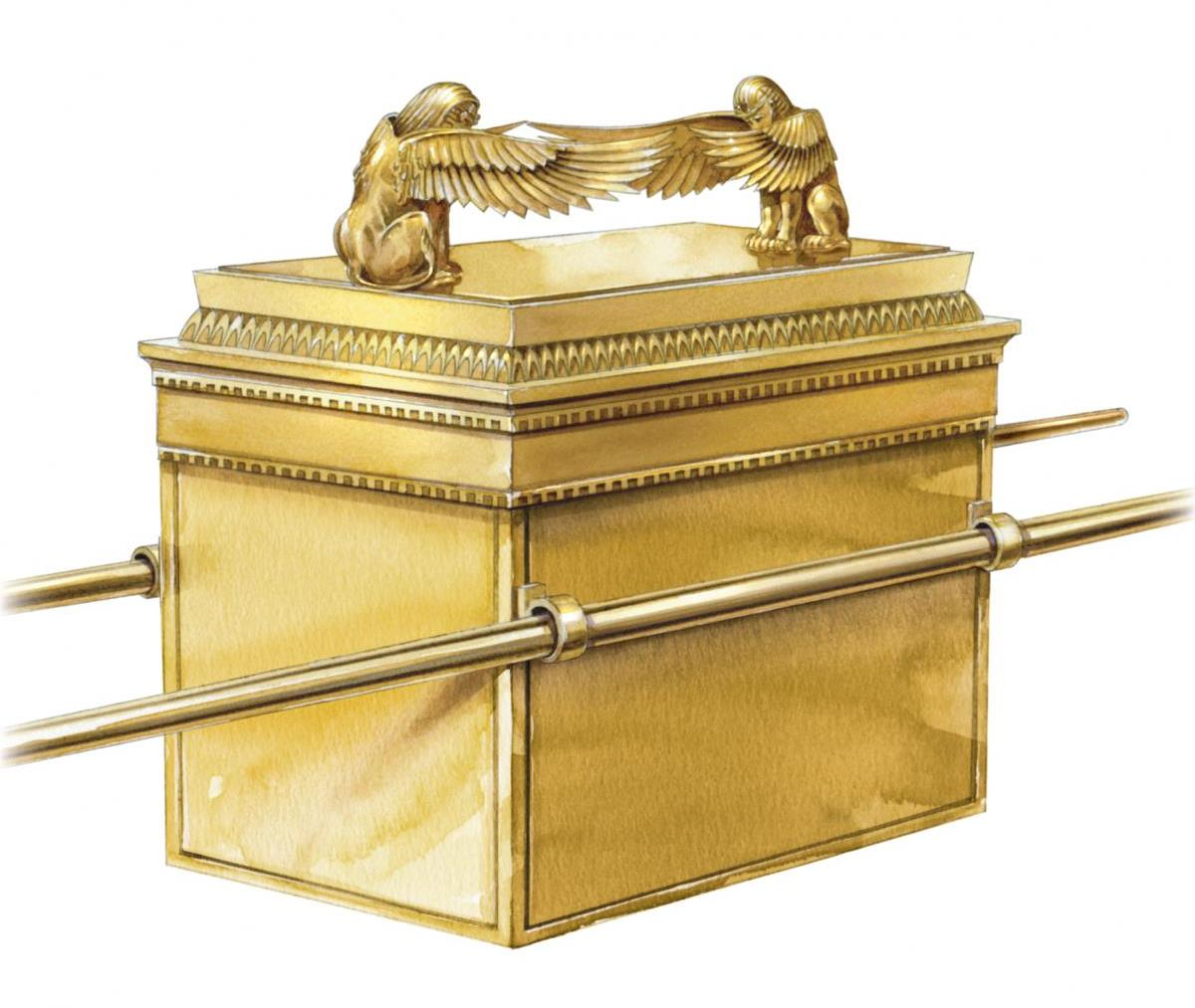 ark of the covenant torahsparks