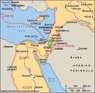 map Amos ch9 v7-8