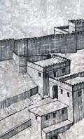 City gate at Megiddo