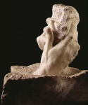 Hand of God, by Auguste Rodin