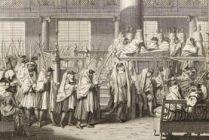 Hoshana Rabbah, by Bernard Picart c. 1733