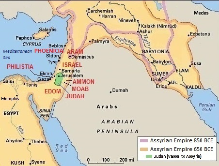 Amos | Kingdom Of Judah And Israel Map on israel split into two kingdoms, map of ancient canaan, map of judah, map moab bethlehem judah, israel divided into two kingdoms,