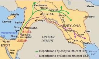 map-assyrian-babylonian-deportations