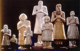 Sumerian annunaki (gods from the sky)